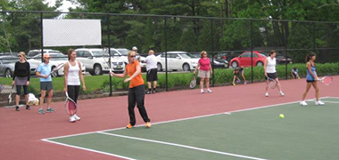 Ladies Doubles League