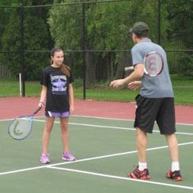 Professional Tennis Lessons