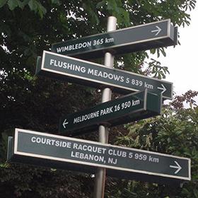 Courtside Tennis Membership